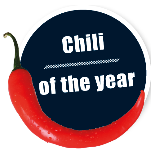 Button Chili of the year PNG