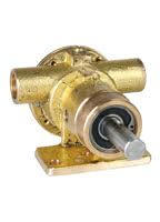 Cooling water pump