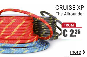 Rope CRUISE XP - The Allrounder