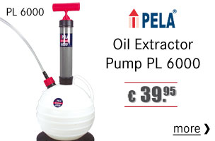 Pela Oil Extractor Pump