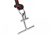 Portable Mooring Ring / Emergency Cleat